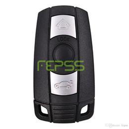 boîtier de clé à distance de voiture toyota Promotion Bouton à télécommande intelligent FOB 3 bouton 315MHz ID7944 pour BMW CAS3 3+ 1 3 5 6 7 série