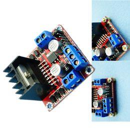 Wholesale Arduino L298n Module - Stepper Motor Drive Controller Board Module L298N Dual H Bridge For Arduino B00291