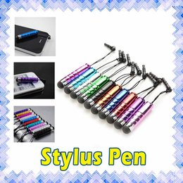 Wholesale Stylus Gloves - Stylus Pen Capacitive Touch Screen For Universal Mobile Phone Tablet iPad iPhone Samsung HTC LG MOTO 01