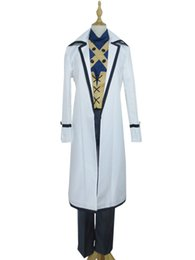 Wholesale Gray Wizard - Fairy Tail Cosplay Wizard Gray Fullbuster Costume Uniform