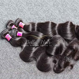 Wholesale Hair Extensions Machine Buy - Body Wave Hair Weaves Brazilian Body Wave Human Hair Weaves Extensions Bundles Hair Returns Accepted 8A Buy 2 Get 3pcs Double Weft