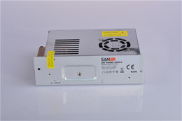 Wholesale 175 Led - SANPU SMPS With CE Output 20.5A,12V  10.3A 24V 250W led Switch Power,led power supply,led Transformer ,Input 175-240VAC,Factory seller