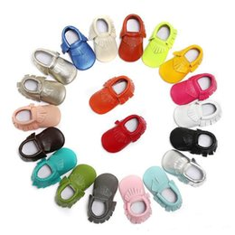 Wholesale Soft Sole Casual Leather Shoes - wengkk store 2017 baby first walkers in leather with soft sole kids casual shoes best selling top quality free shipping