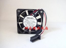 Wholesale Fanuc Cnc - The original NMB 2406KL-05W-B59 6015 24V 0.13A 60*60*15MM CNC machine tool 3 line FANUC special fan