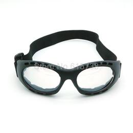 Canada Lunettes adultes Lunettes de motocross Lunettes de vélo Glasses flexibles Lunettes claires pour lunettes de moto de course de vélo Offre
