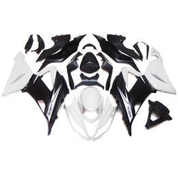 Wholesale 636 Ninja White - Injection Fairings For Kawasaki Ninja 636 ZX6R ZX-6R Year 13 15 2013 2014 Sportbike ABS Motorcycle Full Fairing Kit Pearl White Matte Black
