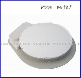 Wholesale Dental Holes - New Dental Round Foot Pedal 2 Hole for Dental Turbine Unit