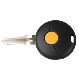 Wholesale Park Case - Guaranteed 100% 1 Button Car Replacement Keyless Remote Fob Key Shell Case Key For MERCEDES BENZ Smart Fortwo 1998-2012 Free Shipping