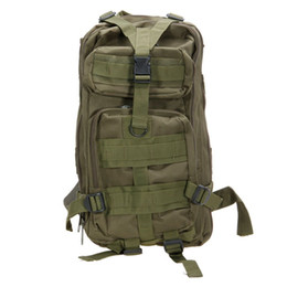 Wholesale Green Hiking Backpack - Tactical Assault Bag Backpack Molle Loop Army Green