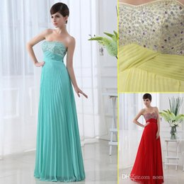 Wholesale Sparkle Prom Dress Stock - Green Sequins Beach Evening Dresses 2016 New Backless Yellow Sparkle Party Prom Gowns Floor Length Long Special Occasion Gowns In Stock 2016