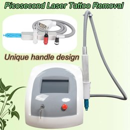 Wholesale Eye Tightening - PicoSure nd yag laser equipment eye lines remove Picosecond laser tattoo removal machine Fast treatment micro lens array q switch pico