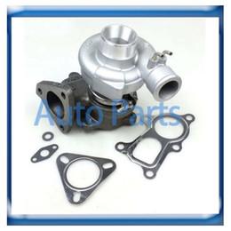 Wholesale 4d56 Mitsubishi Pajero Turbocharger - TD04-11B Turbocharger for Mitsubishi Pajero Montero 4D56 2.5L 49177-02500 49177-02501 49177-02511 MD187208 MD170563