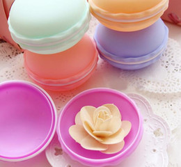 Wholesale Pills Days - Wholesale gifts box Cute Candy Color Macaron Mini Cosmetic Jewelry Storage Box Jewelry Box Pill Case Birthday Gift Display