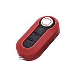 Botones de tecla fiat online-XQautopart Viejo Brasil Positron HSC300 433.92 Mhz Clave remota de alarma de coche para Fiat 3 botón estilo BX500 2 pc / lot