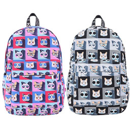 Wholesale College Bags Trend - 2015 New School Youth Trend Schoolbag Backpack college wind bagFemale Man Shoulder Bag Backpacks Free Shipping Wholesale E5M1 order<$18no tr