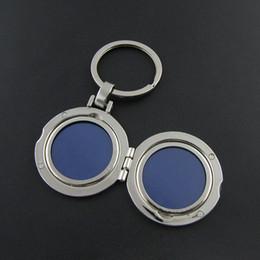 custom metal frames online hot sale custom mini photo frame keychain