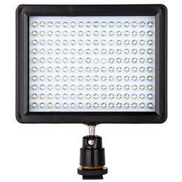 Wholesale Dslr Video Lighting - W160 LED Video Light Lamp 12W 1280LM 5600K 3200K Dimmable for Canon Nikon Pentax DSLR Camera D848
