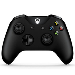 Wholesale Force Feedback Games - XBox One Wireless Game Controller For XBox One Gamepad Joystick Joypad XBox One With Retail Package
