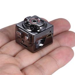 2019 polizeikörper kameras SQ8 Mini DV DVR Cam Tragbare Audio Videokamera mit Bewegungsmelder IR Nachtsicht Camcorder SQ11 SQ10 SQ9 Dropshipping