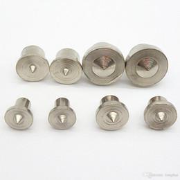 Wholesale Drill Point Set - 4pcs Lots Dowel Drill Centre Points Pin Wood 6mm 8mm 10mm 12mm Dowel Tenon Center Set H210390