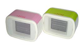 Wholesale Bathroom Ventilation - MinF01-1, free shipping, PTC Ceramic Space Heater Electric 220V 500W Warm Winter Mini desktop Fan Heater Forced Home Applicance,with EU plug