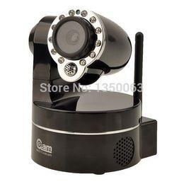 Wholesale Led Security Lights Camera - 1pcs 480p Surveillance camera,P2P IP,NIP-009OAM Vandal proof,CMOS Security network 12 IR LED light support for Iphone, 3G phone