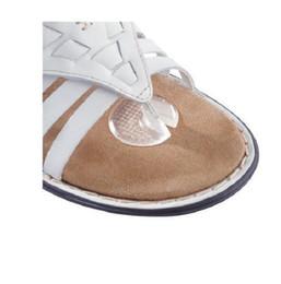 Wholesale Foot Bunions - 10 X Pair Silicone Gel Foot Toe Stick Separator Bunion Adjuster Hallux Valgus Correction Feet Care Tool