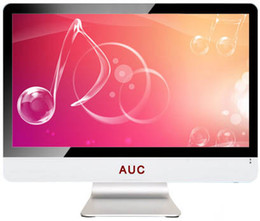 """2019 n box tv 21,5 """"CPU I3 CORE CPU All In One Monitor per computer integrato Wifi Windows7 4GB / 8GB Risparmio energetico"""