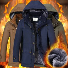 Wholesale Goose Down Wholesalers - 2017 New Winter Coat In The Long Winter Cotton Cashmere And Cotton Padded Jacket Jacket Thickening Trend