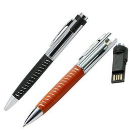 Wholesale 2gb Flash Thumb Drive - Thumb Pen USB Flash Drive A-class chip USB 2.0 100% Real 2GB 4GB 8GB 16GB USB Flash Drives with Metal