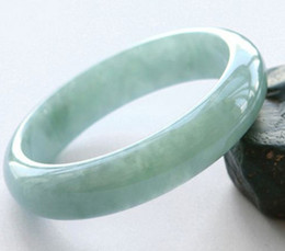 Wholesale 12mm jade - aa2016 Natural Jade Bracelet The width is about 12mm-15mm, the diameter of 52mm-65mm Free shipping
