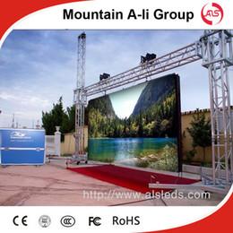 Wholesale P5 Led Display - Shenzhen Mountain A-Li P5 SMD Full Color Rental LED Display,Rental LED screen,Rental LED Billboard