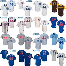 Wholesale Shirts Size 44 - 2016 World Series Champions patch Chicago Cubs mens 44 Anthony Rizzo jerseys Cubs Baseball Jersey Shirt Embroidery Logos Stitched Size S-4XL