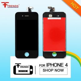 Wholesale Iphone Screen Low Price - wholesale low price oem Lcd for Iphone 4 4s Lcd On Sale discount bulk price Lcd for Iphone 4 4S Free Shipping