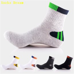 Wholesale Wholesale Womens Thermals - Wholesale-2016 New Unisex Thermal Running Winter Warm Sport Socks Mens & Womens Outdoors Comfortable Soccer Sock Free Shipping