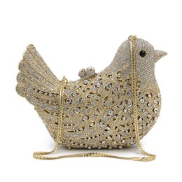 Wholesale Cheap Handbags For Ladies - Diamond Evening purses party purses for women clutchs handbags purses ladies handbags silver evening bags clutches cheap