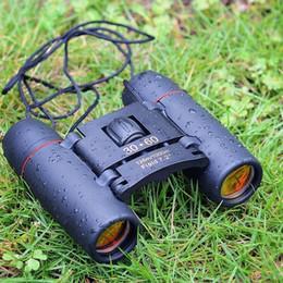 Wholesale Wholesale Night Vision Binoculars - 2016 Professional 30x60 Zoom Outdoor Travel Day Vision Binoculars Telescope Optical military Folding BinocularsNew