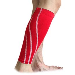 Comodo da gamba per la cura delle gambe Compressione manicotto all-ingrosso 1 pezzo Protezione per il supporto del rinforzo del vitello per esterni da