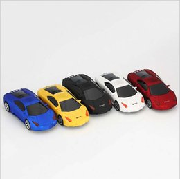 Wholesale Sound Box For Cars - Super Cool Bluetooth speaker Top Quality Car speaker Wireless bluetooth Speaker Portable Loudspeakers Sound Box for iPhone IPAD Computer