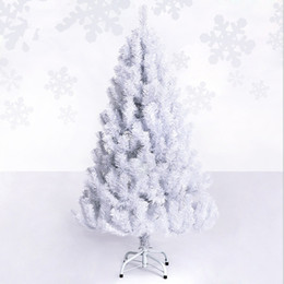 Wholesale Christmas Tree Decorations Luxury - Christmas New Year gift 1.2 m   120cm white luxury encryption Christmas tree decorations Christmas living room bar mall