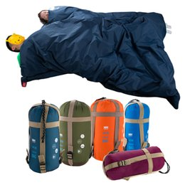 Wholesale Ultralight Backpacking Equipment - Naturehike Ultralight Multifuntion Portable Outdoor Envelope Sleeping Bag Travel Bag Hiking Camping Equipment 700g
