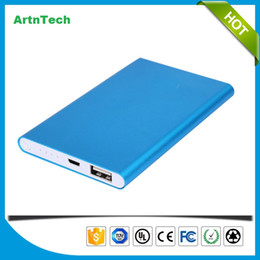 Wholesale Tablet Pc Battery Free Shipping - Fedex UPS Fast Free Shipping Special Promotion Ultra Slim Powerbank 8800mah Universal Power Bank For Mobile Phone Tablet PC External battery