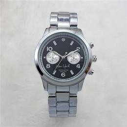 Wholesale Michael Men Watches - 2017 Men Women Luxury Famous Designer Watch Fashion Women Rhinestone Ladies Dress michael Quartz Watches Roman Sliver Rose Gold Wristwatches