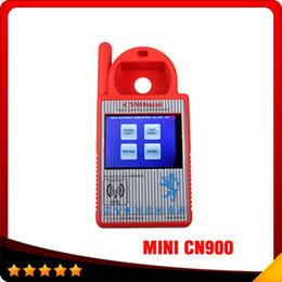 Wholesale 4c key - mini CN900 key programmer smart CN900 Mini Can Copy 4C 4D 46 G chips Mini CN 900 auto key programatore Mini CN-900 DHL free