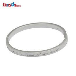 Wholesale Valentines Unique Gifts - 990 sterling silver bangle bracelet fine silver jewelry unique design bracelets jewelry valentines day gift for lover, 58x49mm,perimeter 7in
