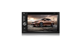 Wholesale Touch Screen Radio Sale - HOT SALES !!!6.2-inches universal car DVD player with RADIO  USB SD AUX in  BT GPS