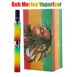 Wholesale Bob Boxing - Top Quality Bob Marley luxury box starter kit snoop dogg herbal vaporizer dry herb Atomizer mod vaporizers pen wax tank e cigs cigarette DHL