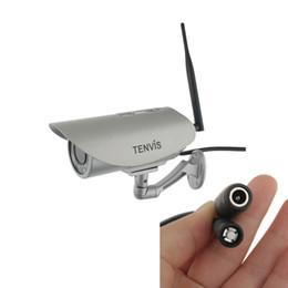 Wholesale Security Camera Tenvis - TENVIS P2P Wireless Network IP Camera Webcam 720P H.264 Outdoor Waterproof IR-Cut Night Vision Motion Detection Security Camera