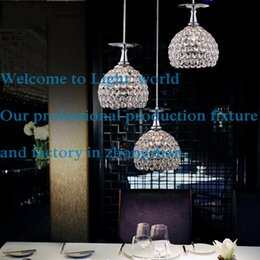 Wholesale Win Switch - modern minimalist contracted contemporary handmade crystal win glass dome light dining room lighting fashion lamp indoor lighting fixtures
