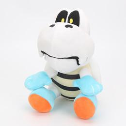 "Wholesale Dry Bones Plush Doll - 10"" Super Mario Bros Plush Dry Bones Soft Toy Stuffed Animal Doll"